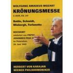 Mozart, Wolfgang Amadeus - Krönungsmesse [DVD]